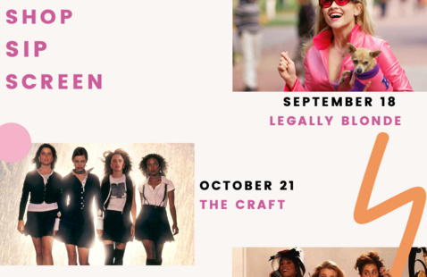 """SHOP SIP SCREEN: Screening of """"THE CRAFT"""" at Tower Theater"""