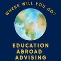 URI Education Abroad: Peer Advising Sessions