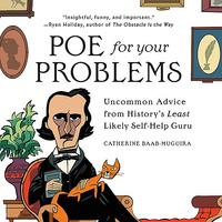 Edgar Allen Poe book cover