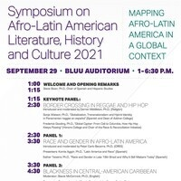 Mapping  Afro-Latin America in a Global Context