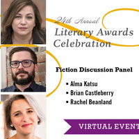 Library of Virginia Literary Awards: Fiction Discussion Panel