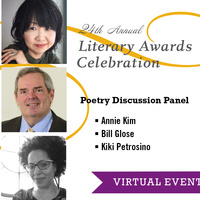 Library of Virginia Literary Awards: Poetry Discussion Panel
