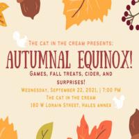 Autumnal Equinox!