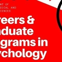 Graduate Programs and Careers in Psychology Info Session