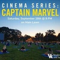 Cinema Series: Captain Marvel