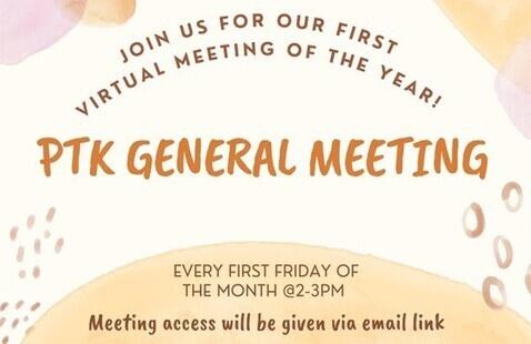 PTK General Meeting