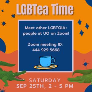 Event: LGBTea Time