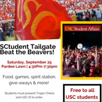 SCtudent Tailgate