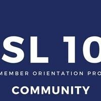FSL 101- Community Presentation(s)