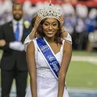 Georgia State University Royal Court Crowning