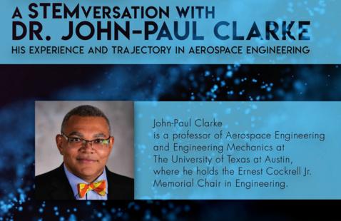 STEMversation with Dr. John-Paul Clarke