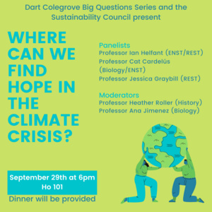 Where Can We Find Hope in the Climate Crisis?