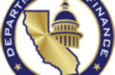 California department of finance seal