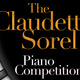 The Claudette Sorel Piano Competition: LIVE Final Round