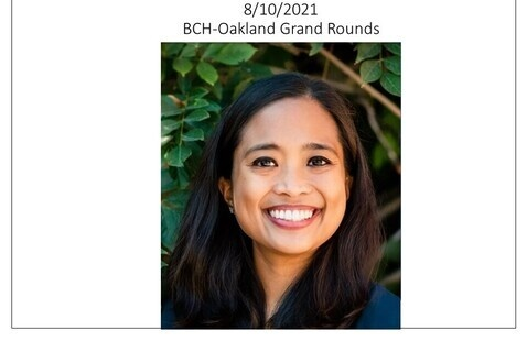 Grand Rounds: BCH Oakland