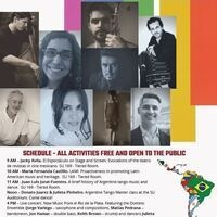Hispanic Heritage Event - Celebrating the Arts and Cultures of Latin America