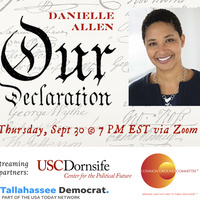 A Reading of the Declaration of Independence in Defense of Equality with Dr. Danielle Allen