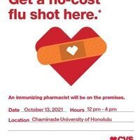 10/13 Register Flu Clinic