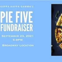 KKG Pie Five - Percentage Night