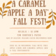 """Campus Connections Presents... """"A Caramel Apple A Day"""" Fall Fest!"""