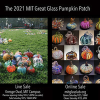 Invitation to 2021 Great Glass Pumpkin Patch