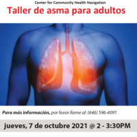 Adult Asthma Workshop - Spanish