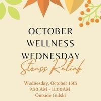 October Wellness Wednesday