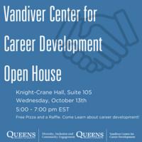 Vandiver Center for Career Development Open House