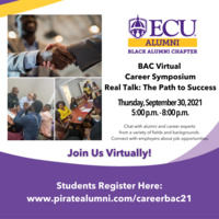 BAC Career Symposium - Real Talk: The Path to Success