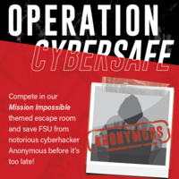 Operation CyberSAFE Escape Room