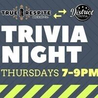 Trivia Nights & True Respite Brewing Co. !