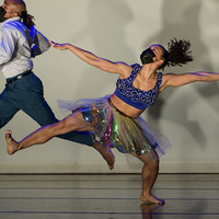 Contemporary Dance Master Class with Ririe-Woodbury Dance Co.