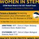 Women in STEM Kickoff Event