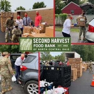 Second Harvest Drive Thru Mobile Pantry