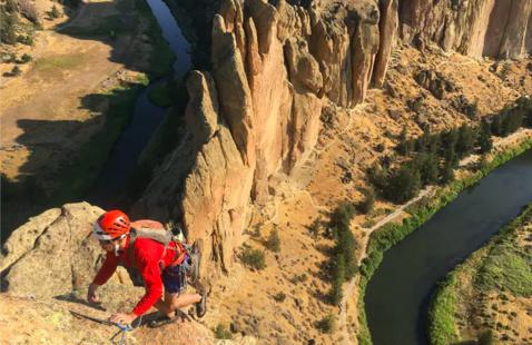 Gray Fund Outdoors: Smith Rock Overnight