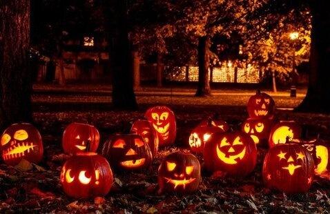 Gray Fund Outdoors Presents: Halloweentown