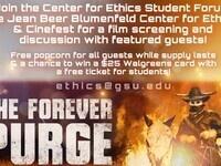 Film Screening | The Forever Purge