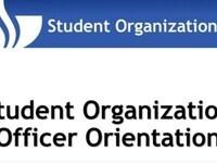RSO Officer Orientation