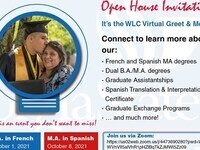 French Virtual Open House!