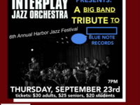 The Interplay Jazz Orchestra Tribute to Blue Note Records