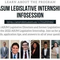 ASUM Internship Info Session