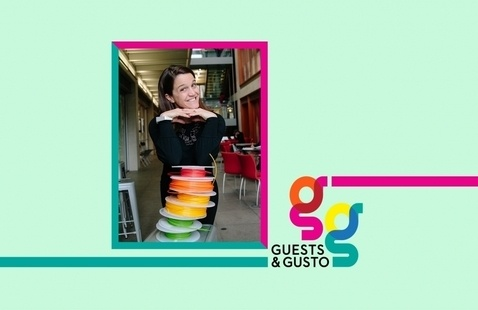 Develop networks for social innovation with Design for America's Liz Gerber on 'Guests and Gusto'
