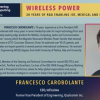 Monthly Industry Seminar - Wireless Power