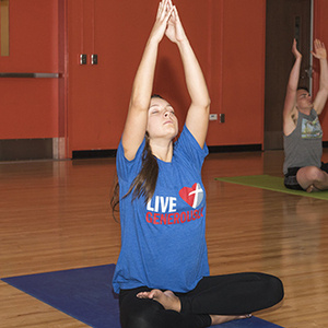 Brighten The Night: Yoga and Remembrance