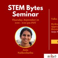WiSE STEM Bytes Seminar