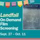 Landfall Documentary and Virtual Panel