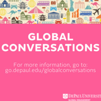 Global Conversations: Surviving a Pandemic and Thriving into a New Normal using Innovation and Analytics: Lessons Learned from COVID-19