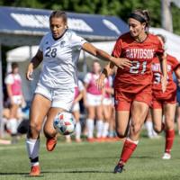 Rhode Island Women's Soccer vs Fordham