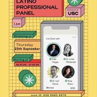 Latinx Professionals Panel
