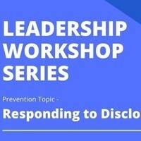 Responding to Disclosure